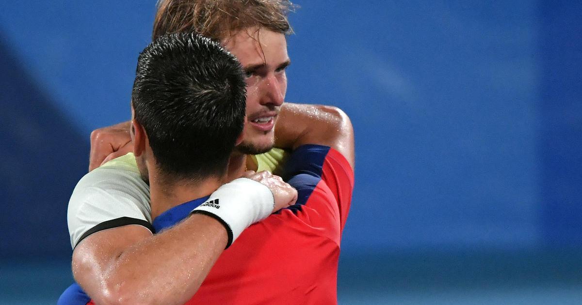 "Tennis great Novak Djokovic out at Olympics, losing chance at ""Golden Slam"""