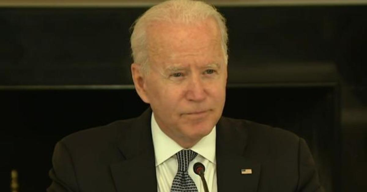 Biden meets with Cuban American leaders after Treasury announces new sanctions