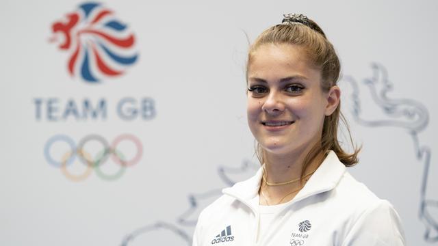 Tokyo Olympics 2020 - Kitting Out - Birmingham NEC