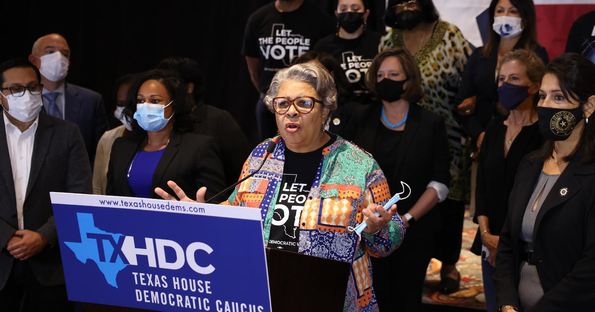 More than 100 state lawmakers to join Texas Democrats for voting rights rally