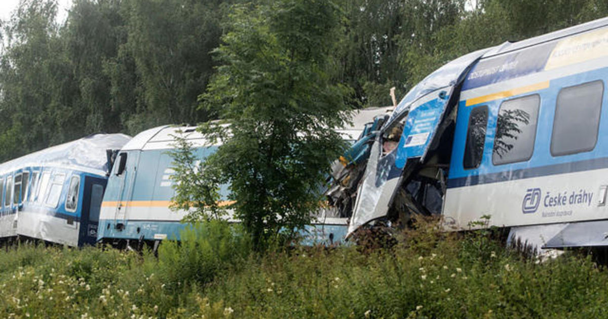 WorldView: Deadly train collision in Czech Republic; Taliban claims responsibility for attack