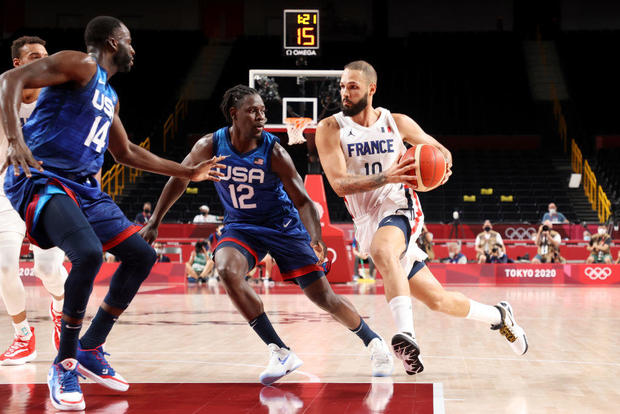 US FRANCE OLYMPICS