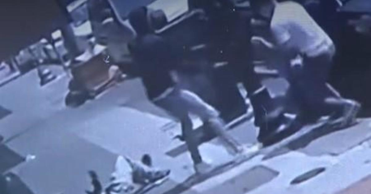 """""""Back to the wild, wild West"""": Brazen daytime attack adds to residents' fears in Oakland's Chinatown"""