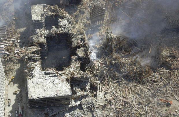 World Trade Center Attack Site