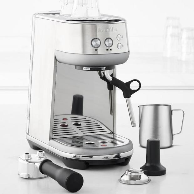 breville.jpg - Apakah Sudah Waktunya Untuk Pembuat Espresso Baru?