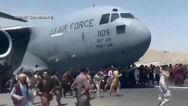 kabul-airport-sudhir-chaudhary.jpg - Isu Akhir Pekan CBS, 8 Agustus 2021