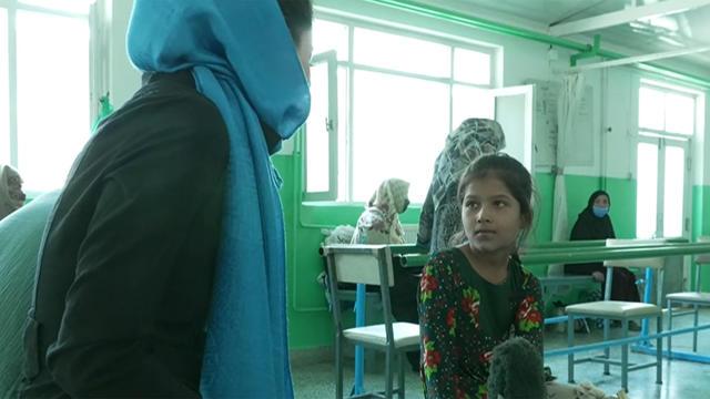 sharifa-afghan-girl.jpg - Isu Akhir Pekan CBS, 8 Agustus 2021