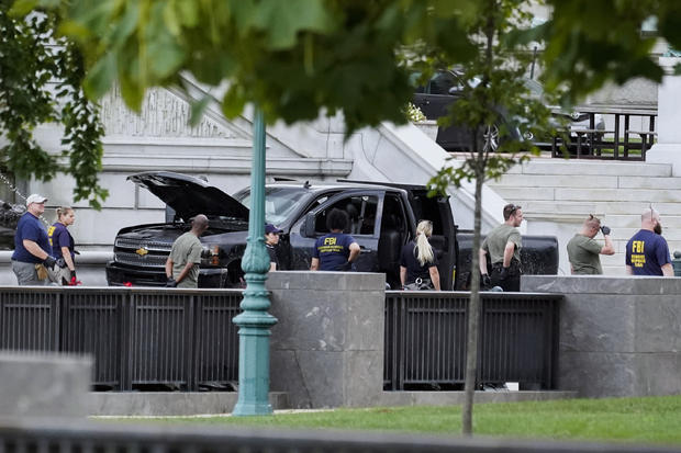 Library of Congress bomb threat