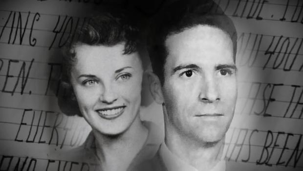 Mary Gillispie and Gordon Massie