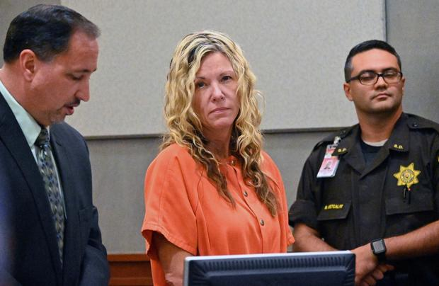Lori Vallow Daybell in court
