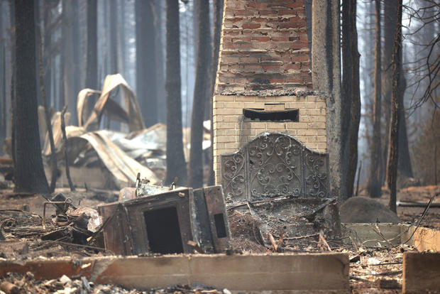 Massive Caldor Fire Threatens Lake Tahoe Area Of California