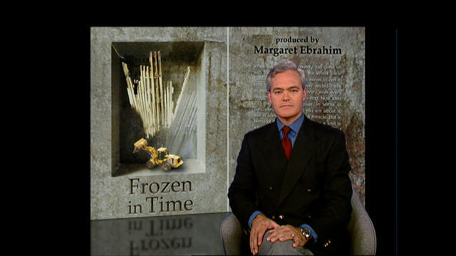 60 Minutes 9/11 Archive: Frozen in Time