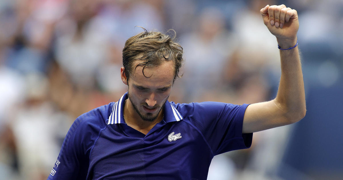 Daniil Medvedev wins U.S. Open, denying Novak Djokovic the Grand Slam
