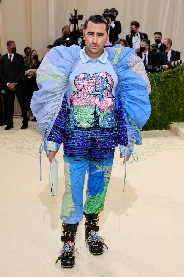 Met Gala Celebrities Use 'In America' Theme To Make Bold Fashion Statements On Social Issues