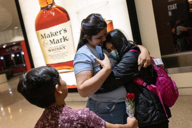 Unaccompanied Minor From Honduras Joins Extended Family In Indiana After 8 Weeks in US Govt Custody