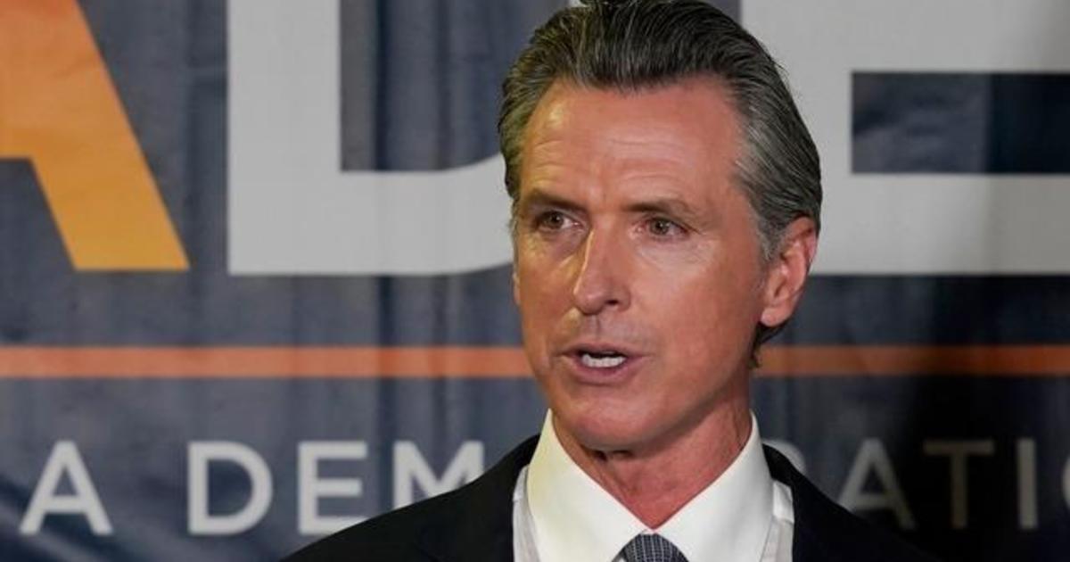 California Governor Gavin Newsom defeats recall attempt