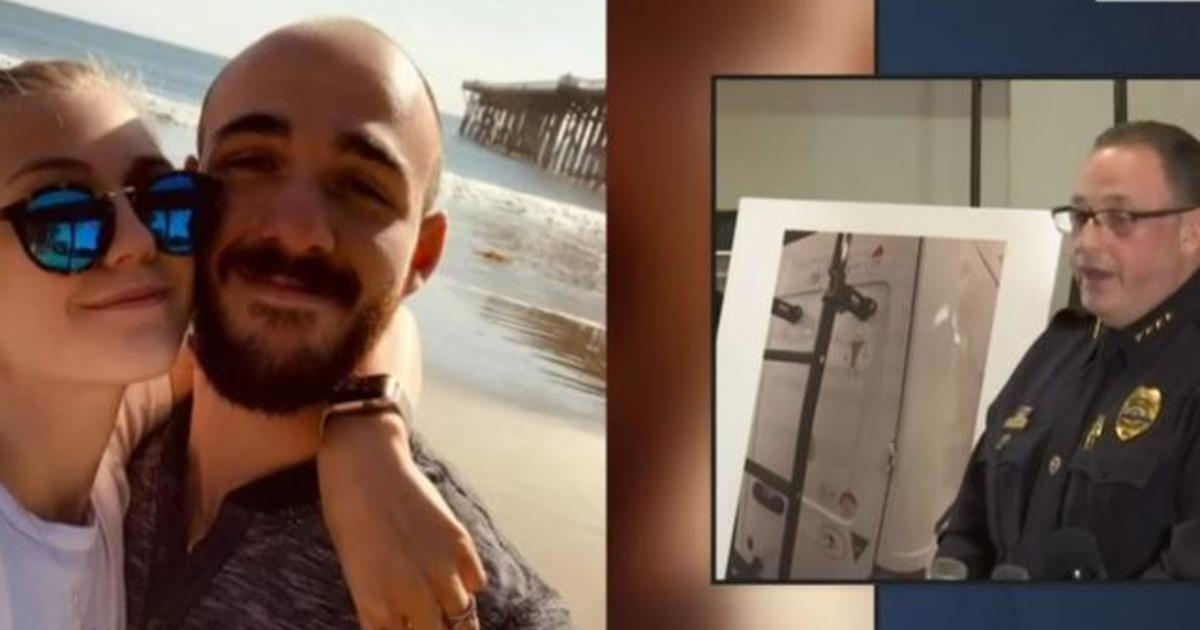 Video: Police ask public to offer information that will help find 22-year-old Gabby Petito