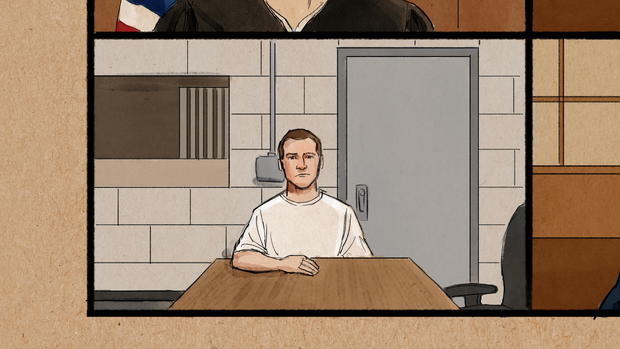 Former Minneapolis police officer Derek Chauvin appears in court