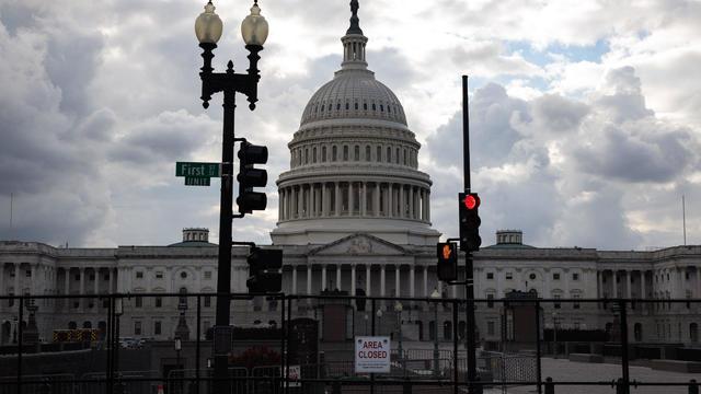 U.S. Capitol security preparations