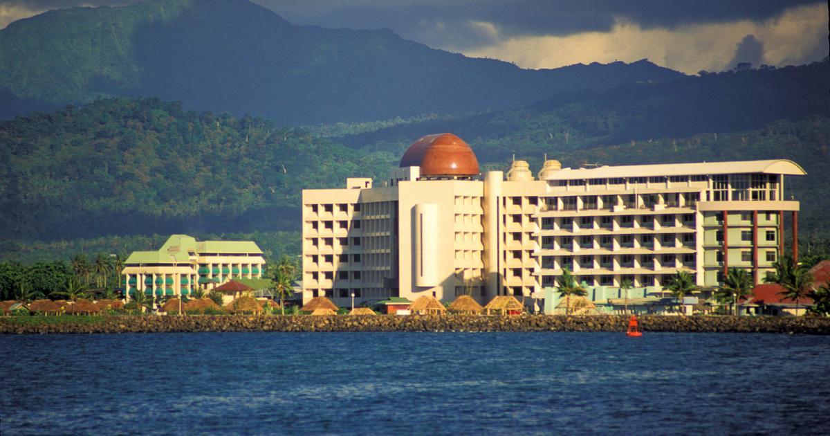 American Samoa reports first positive COVID-19 case