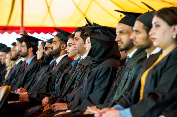 American University of Afghanistan Graduates Students For Leadership Roles