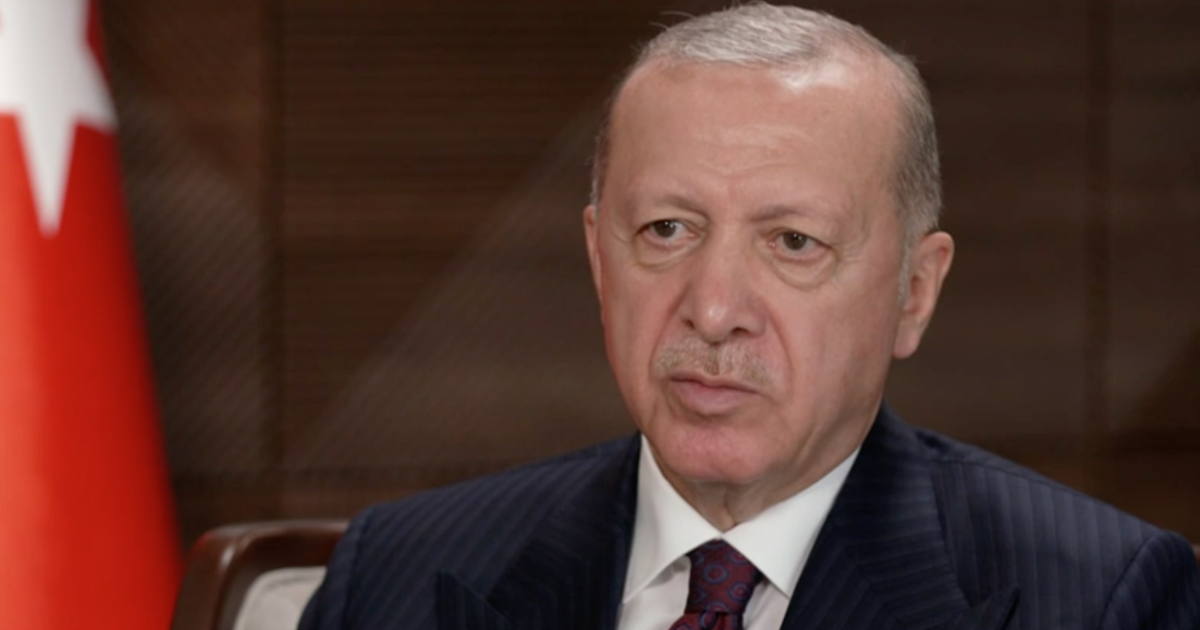 Turkey's president defiant about acquiring Russian missile defense system, despite potential risk for U.S. - CBS News