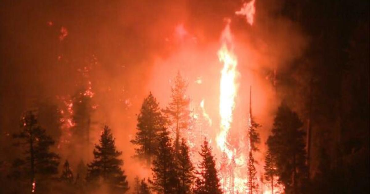 Thousands in Northern California evacuated as Fawn Fire spreads