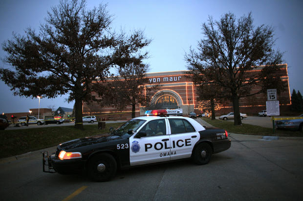 Nine Dead After Shooting Spree In Omaha Mall