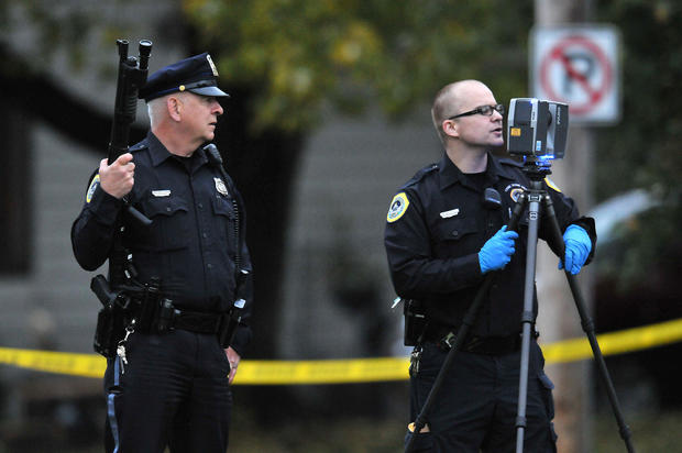 Two Iowa Police Officers Shot And Killed In Des Moines