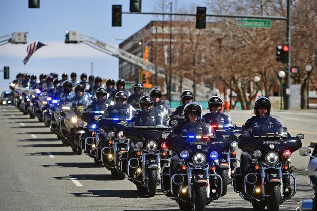 Solemn High Requiem Mass for fallen Boulder police officer Eric Talley