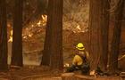 Windy Fire in California