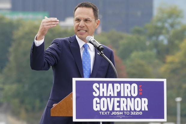 Election 2022-Governor-Pennsylvania