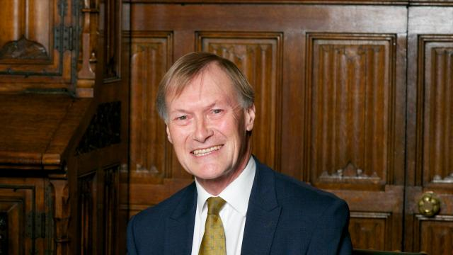 David Amess MP Stabbed During Constituency Surgery