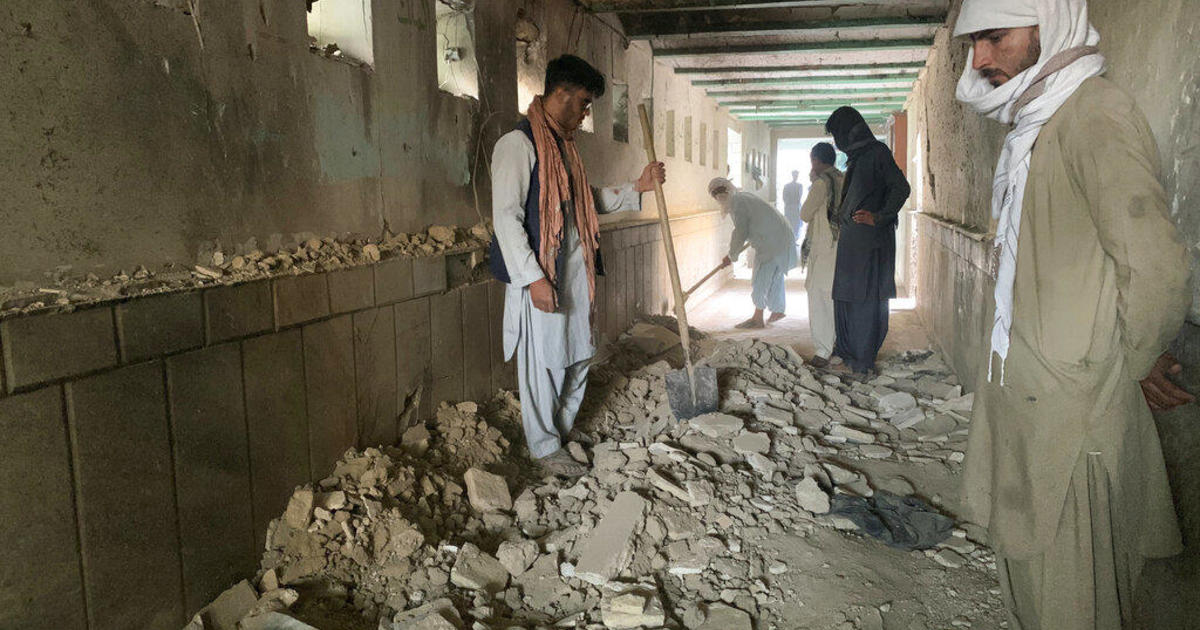Islamic State claims Afghanistan mosque bombing that killed 47 people