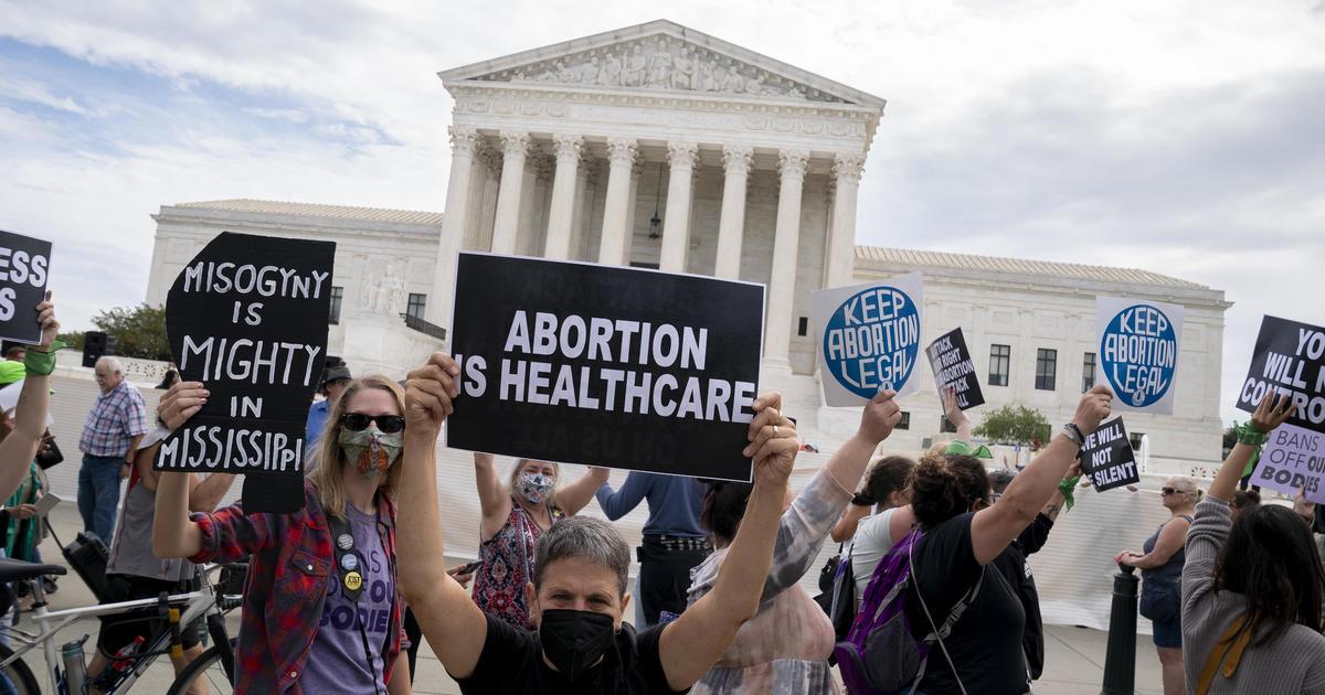 Justice Department asks Supreme Court to halt enforcement of Texas abortion law