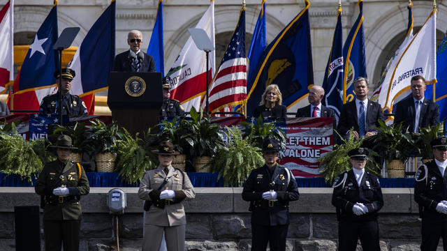 Annual National Peace Officers' Memorial Service