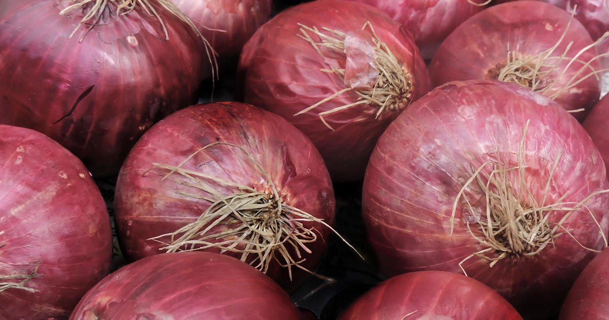 Salmonella outbreak in 37 states linked to onions, CDC says