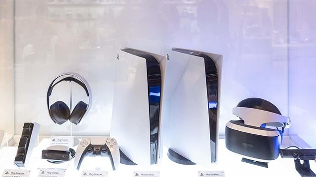 Japanese video gaming system brand created and owned by Sony