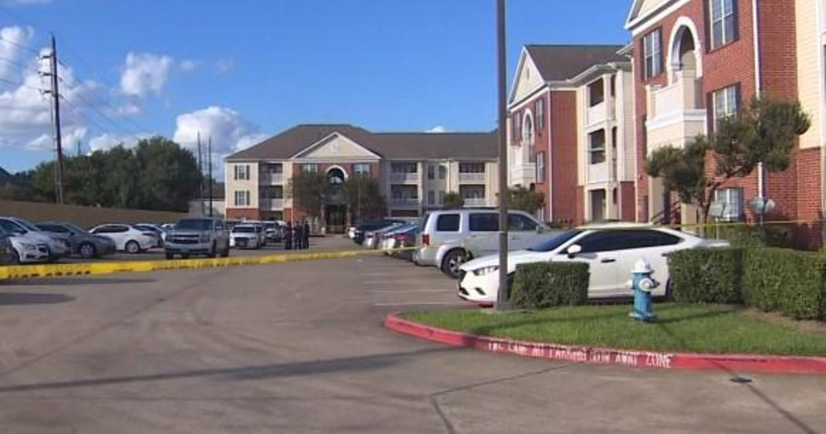 Child's skeletal remains and three apparently abandoned siblings found in Houston apartment, sheriff says