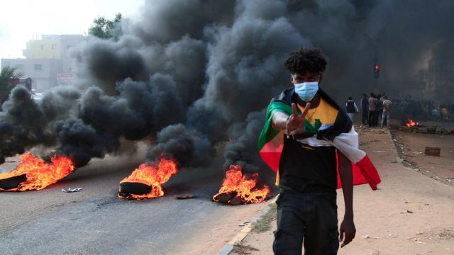 SUDAN-UNREST-POLITICS
